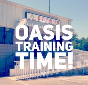 OASIS TRAINING TIME